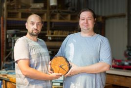 Clock makers