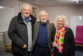 Edgar Cahn, Martin Simon, Julie