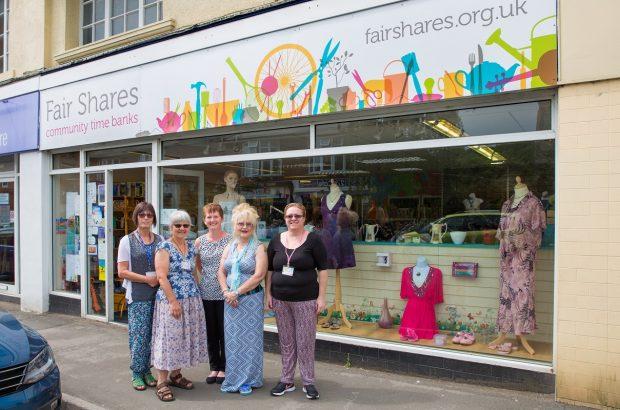 Stonehouse Shop & Volunteers