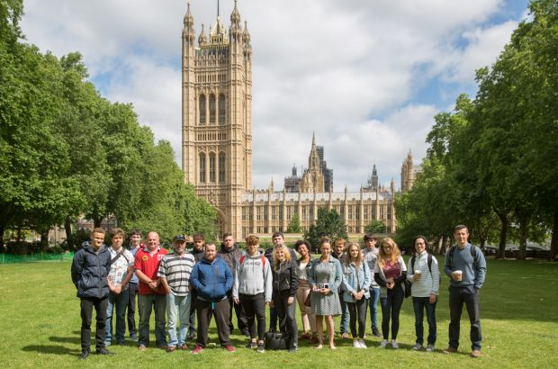 Parliament Trip - 002